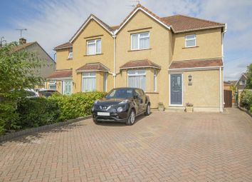 Thumbnail 3 bed semi-detached house for sale in Parkwall Road, Longwell Green, Bristol