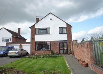 Thumbnail 3 bed detached house to rent in Greenhill Road, Whitnash, Leamington Spa