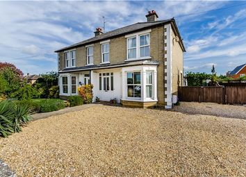 Thumbnail 4 bed semi-detached house for sale in Fordham Road, Soham, Ely