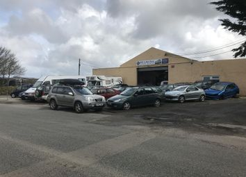 Thumbnail Commercial property for sale in Newton Road, Troon, Camborne