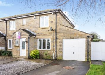 Thumbnail 2 bed end terrace house for sale in James Court, Wetherby