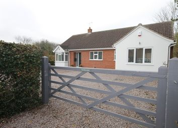 Thumbnail 3 bed detached bungalow for sale in Main Street, North Muskham, Newark, Nottinghamshire.