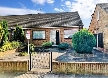 Canberra Close, Hornchurch, Essex RM12. 2 bed semi-detached bungalow