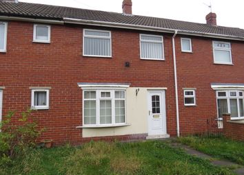 Thumbnail 2 bed terraced house for sale in Willow Walk, Shildon