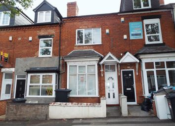 Thumbnail 3 bed terraced house to rent in Tiverton Road, Selly Oak, Birmingham