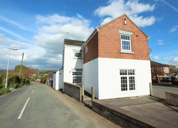 Thumbnail 1 bed flat for sale in Mow Lane, Gillow Heath, Stoke-On-Trent