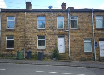 Thumbnail 1 bed terraced house to rent in Batley Field Hill, Batley, West Yorkshire