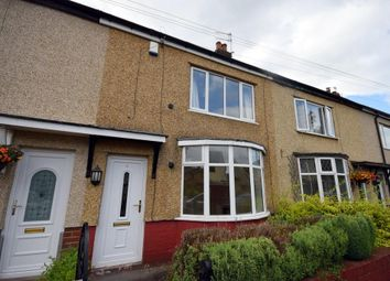 Thumbnail 2 bed terraced house for sale in Woodfield View, Whalley, Clitheroe, Lancashire