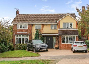Thumbnail 4 bed detached house for sale in Northridge Way, Hemel Hempstead