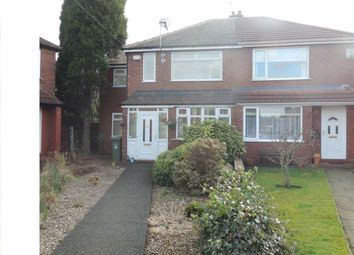Thumbnail 3 bed semi-detached house for sale in Knowl Close, Denton, Manchester
