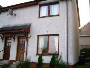 Thumbnail 2 bed detached house to rent in Lawrence Street, Kelty