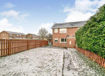 Thumbnail 1 bed flat to rent in Lambton Close, Ryton