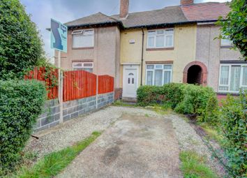 Thumbnail 2 bedroom terraced house for sale in Wilcox Road, Sheffield