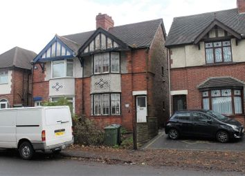 Thumbnail 3 bedroom semi-detached house for sale in Sneyd Lane, Bloxwich, Walsall