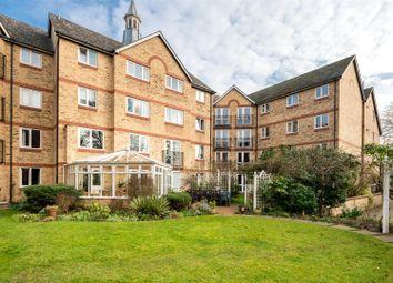 Thumbnail 2 bedroom flat for sale in New Jubilee Court, Grange Avenue, Woodford Green