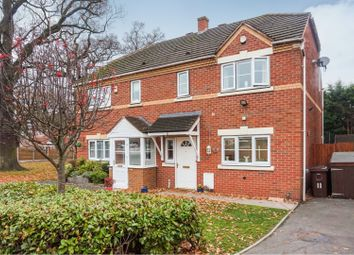 Thumbnail 3 bed semi-detached house for sale in Mey Coppice, Birmingham