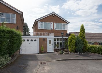 Thumbnail 3 bed link-detached house for sale in Arlen Drive, Great Barr, Birmingham