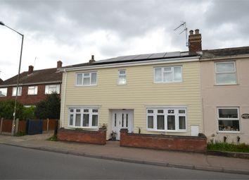 Thumbnail 3 bedroom end terrace house for sale in Bromley Road, Colchester, Essex