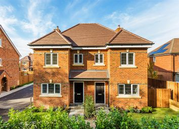 Thumbnail 3 bed semi-detached house for sale in Foreman Road, Guildford