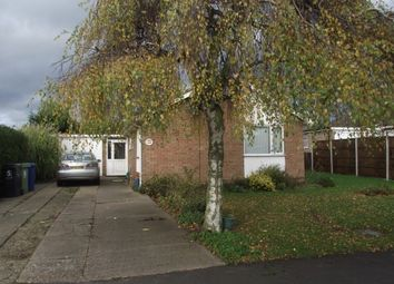 Thumbnail 3 bed bungalow to rent in Willow Close, Saxilby, Lincoln