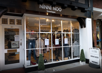 Thumbnail Retail premises for sale in 57 Thoroughfare, Suffolk