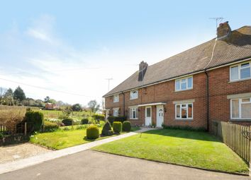 Thumbnail 3 bed terraced house for sale in Heath End, Newbury