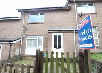 Thumbnail 2 bed terraced house for sale in Heol Dinas, Penparcau, Aberystwyth