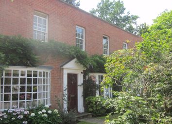 Thumbnail 2 bed mews house to rent in Ridgemount Road, Sunningdale, Ascot
