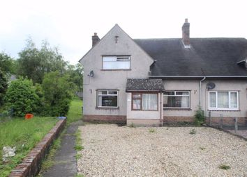 Thumbnail 2 bed semi-detached house for sale in Pengwern, Llangollen