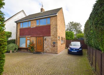 Thumbnail 2 bed detached house for sale in North Street, Burwell, Cambridge