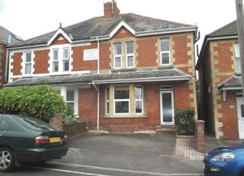 Thumbnail 3 bed semi-detached house for sale in Glenville Road, Yeovil