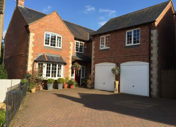 Thumbnail 5 bed detached house for sale in Ashacre Close, Husbands Bosworth, Leicestershire