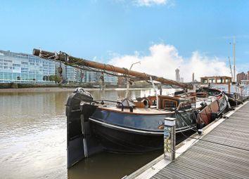 2 bed houseboat for sale in Cadogan Pier, Chelsea SW3