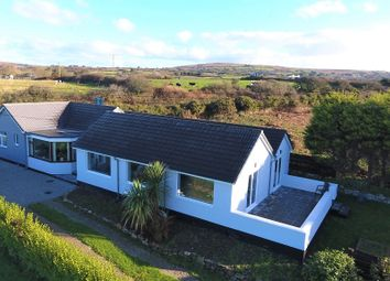 Thumbnail 5 bed detached bungalow for sale in Main Road, Praa Sands, Cornwall.
