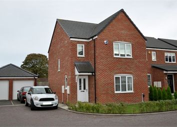 Thumbnail 3 bed detached house for sale in Wheatfield Road, Westerhope