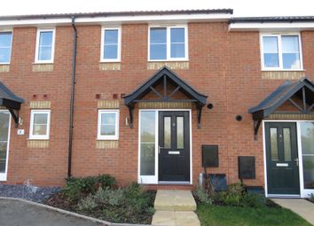 Thumbnail 2 bed terraced house for sale in Lycett Lane, Tamworth
