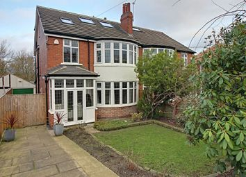 5 bed semi-detached house for sale in Earlswood Avenue, Moortown, Leeds LS8