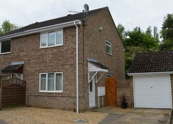 Thumbnail 2 bedroom semi-detached house for sale in Manorfield Close, Little Billing, Northampton
