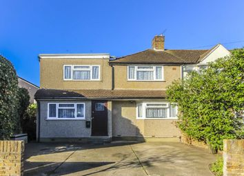 Thumbnail 4 bed property for sale in Riverdale Road, Hanworth, Feltham