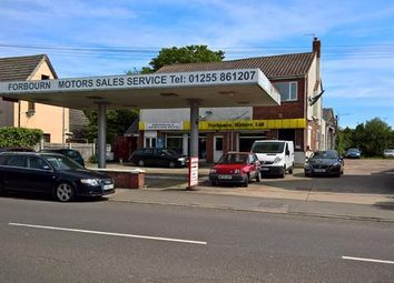 Thumbnail Commercial property for sale in Forbourn Motors, High Street, Thorpe-Le-Soken, Clacton On Sea, Essex