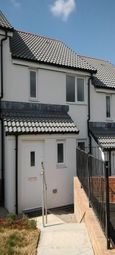 Thumbnail 2 bed property to rent in Clover Drive, Liskeard