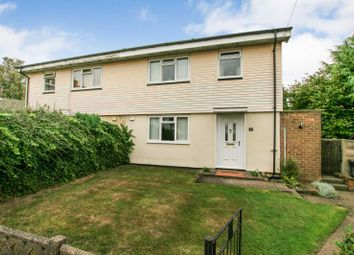 Thumbnail 3 bed semi-detached house for sale in Holme Close, Dronfield Woodhouse, Derbyshire