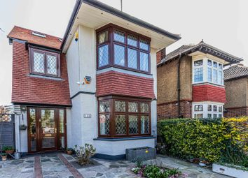 Thumbnail 4 bed detached house for sale in Powys Lane, London