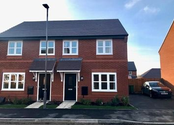 Thumbnail 2 bed semi-detached house to rent in Beethoven Drive, Aylesbury