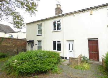 Thumbnail 2 bed terraced house for sale in Tower Street, Peterborough, Cambridgeshire