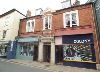 Thumbnail 1 bed flat for sale in Totnes, Devon