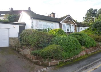 Thumbnail 2 bed bungalow to rent in Rocky Lane South, Heswall, Wirral