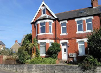 Thumbnail 4 bed maisonette for sale in St. Nicholas Road, Barry