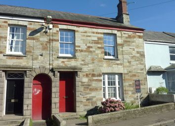 Thumbnail 1 bed flat to rent in Turf Street, Bodmin