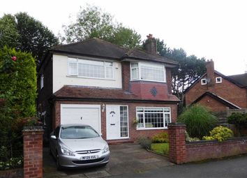 Thumbnail 5 bedroom detached house for sale in Homewood Road, Manchester